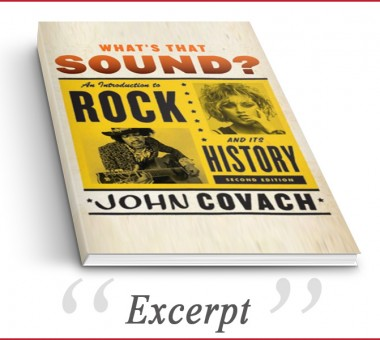 What's That Sound: An Introduction to Rock